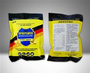浓缩钙磷镁