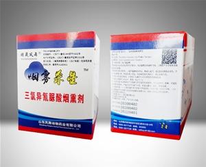 烟雾杀星-三氯异氰脲酸烟熏剂